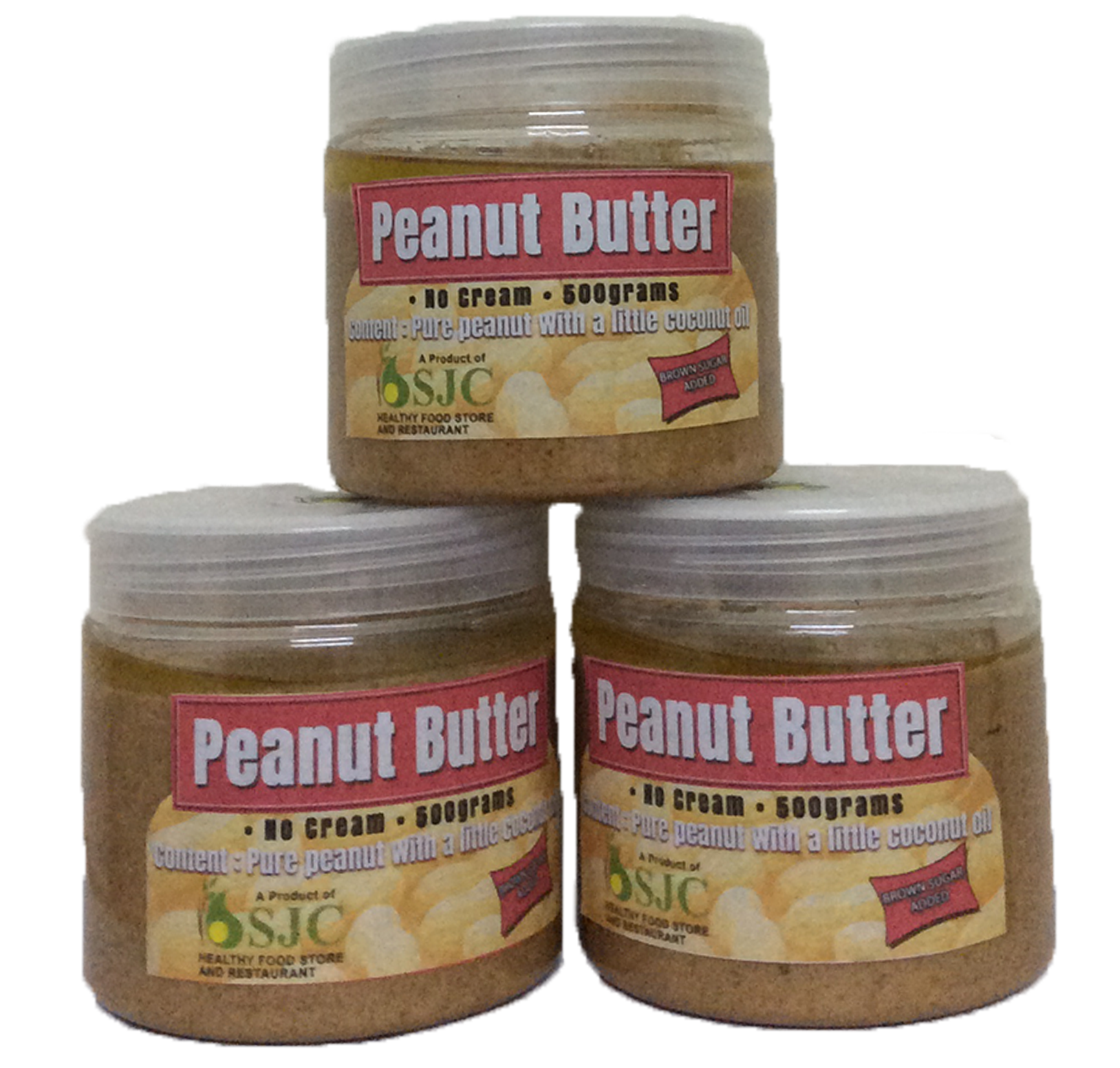 Sweet Peanut Butter (500g)